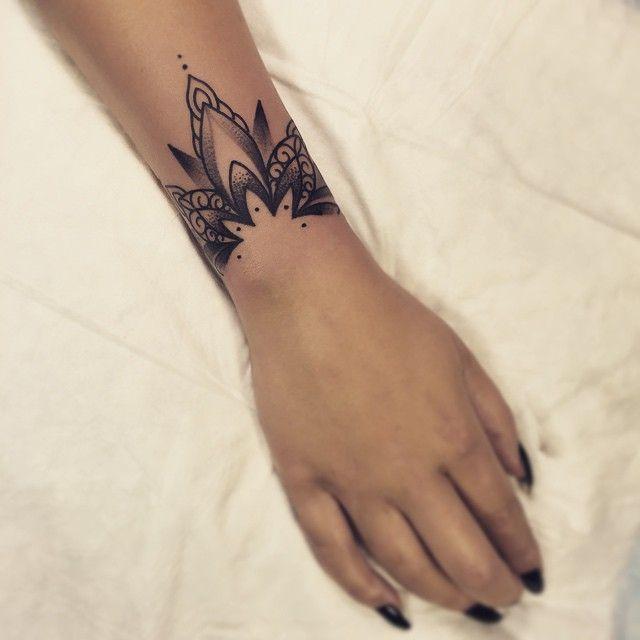 Tattoo by Dodie - via Instagram                                                                                                                                                                                 More