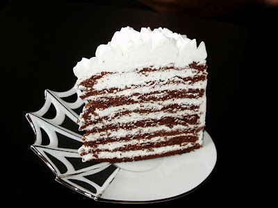 Čistinkina vareška: Čínska torta