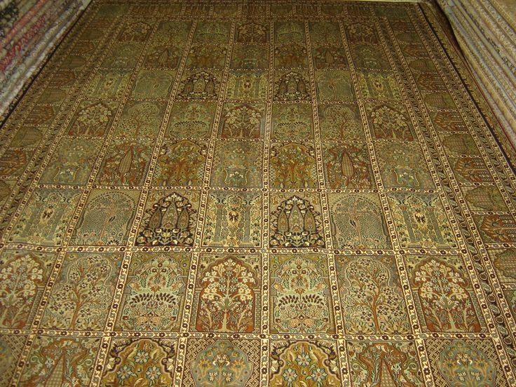 Custom Silk Rugs, Customised Silk Carpets, Handmade Silk Carpets And Rugs,  Persian Design