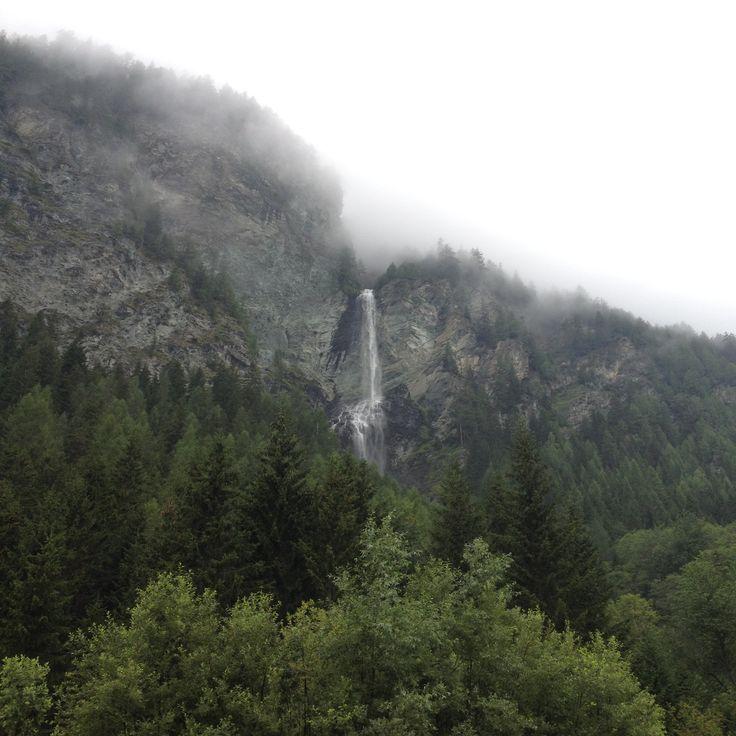 Cala la nebbia, classica di luglio