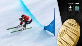 Brady Leman captured his first Olympic medal, taking men's ski cross gold at PyeongChang 2018. After just missing the podium with...