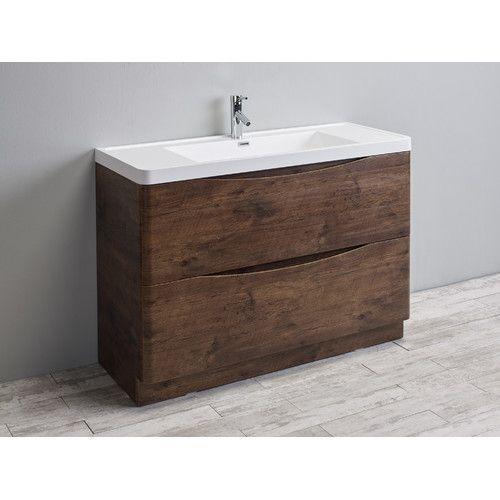 Photo Image  Modern Bathroom Vanity Set Includes