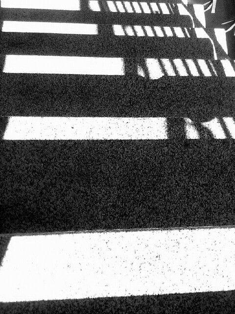 B&W - Shadows