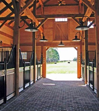Carolina Horse Barn. I don't even have horses and this is still amazing.