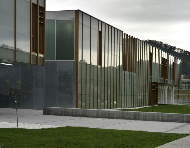 Centro de saude de Muros | Irisarri + Piñera | Muros (2007) | Foto: Juan Rodriguez