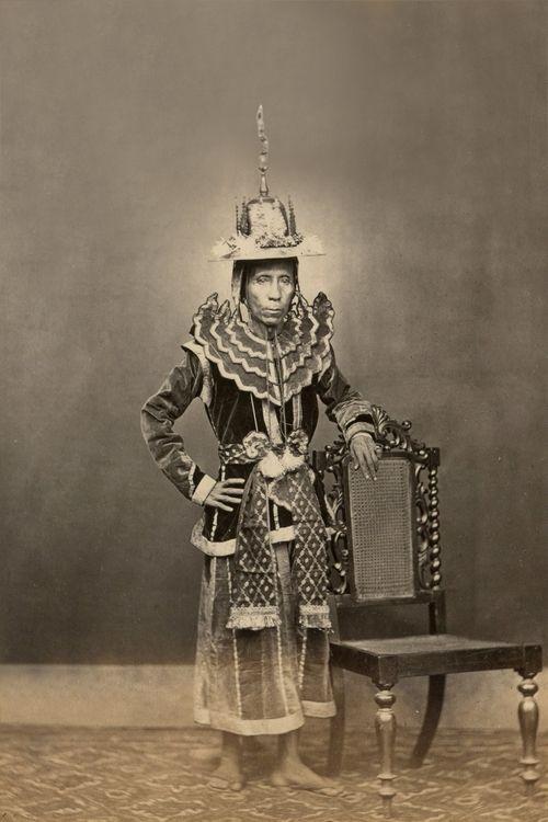 Burmese Minister - J. Jackson