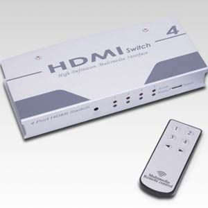 Remote Control HDMI Swittch