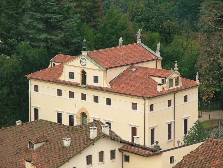 Villa Valle. Città Sociale di Valdagno.