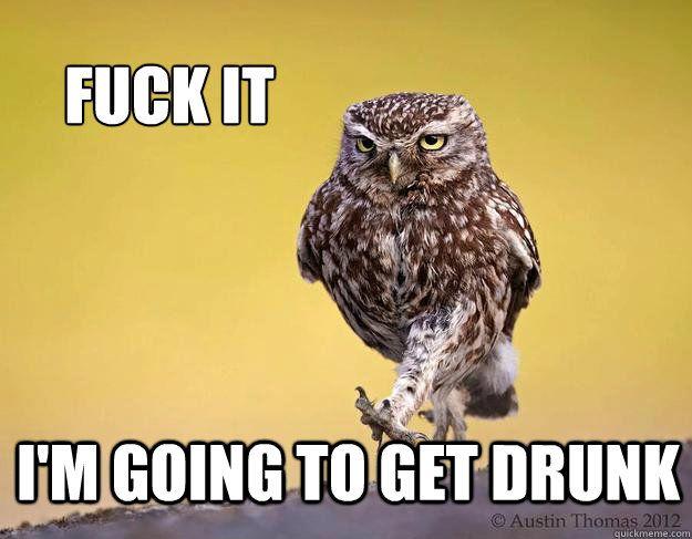 Marchin Owl memes | quickmeme