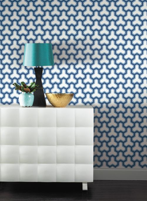 Pattern Rina From York Wallcoverings