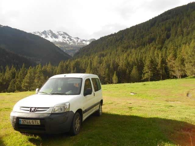 Las 25 mejores ideas sobre furgonetas segunda mano en - Segunda mano camping ...