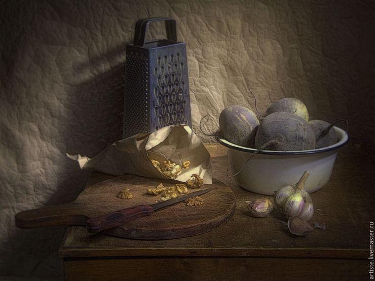 Купить Схожу за майонезом - художественная фотография, натюрморт с овощами, фотобумага