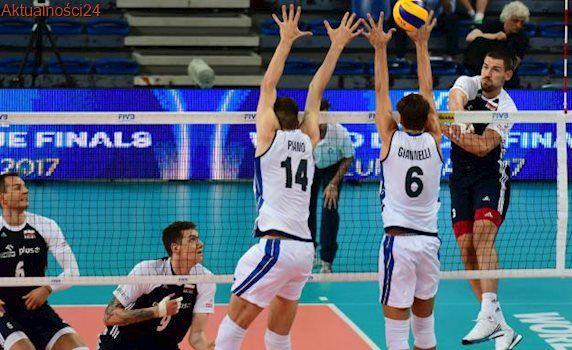 Liga Światowa: Polscy siatkarze grają, jak z nut. Najpierw ograli mistrzów, a teraz wicemistrzów olimpijskich