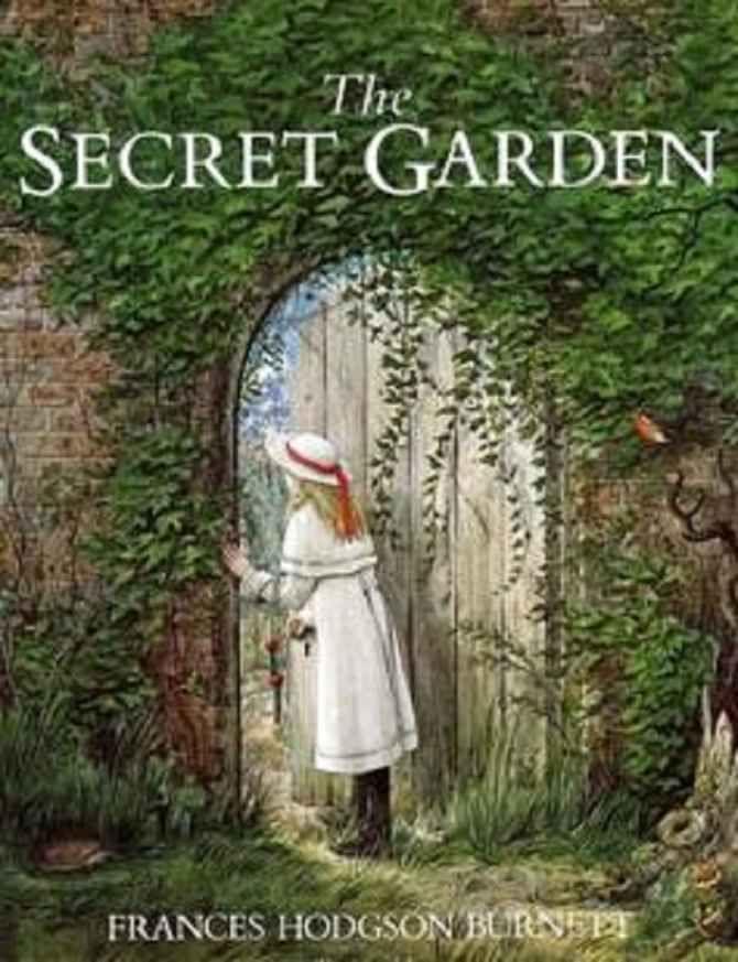 """The Secret Garden""Classic Book, Worth Reading, Little Girls, Book Worth, Childhood Book, Favorite Book, France Hodgson Burnett, The Secret Gardens, Children Book"