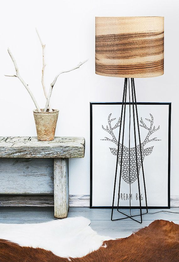 wooden floor lamp/natural wood lamps/veneer lamps/lighting/modern lamps/lampshades/floor lamps/KRIST1  This serie called KRIST. It is really unique!