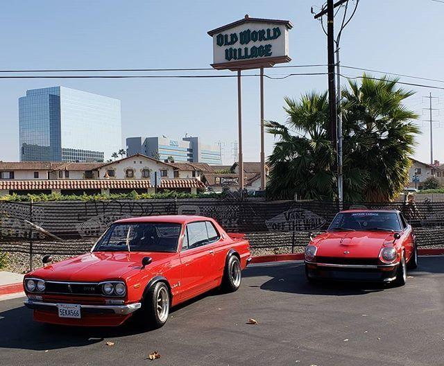 Heritage Nissan Datsun Hakosuka 240z Fairladyz Nissanskyline