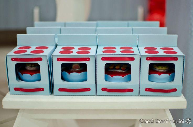Cupcakes no forninho: prontos pra viagem!