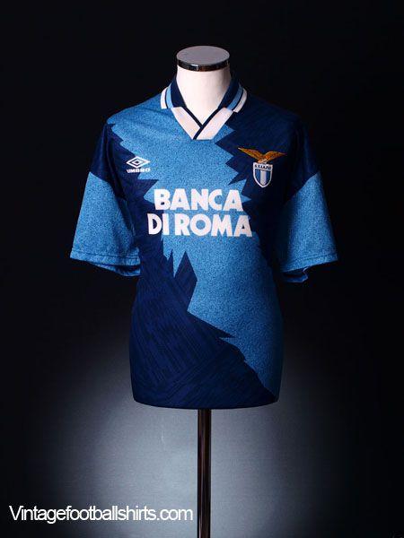 1994-96 Lazio Away Shirt *BNIB* L £69.99