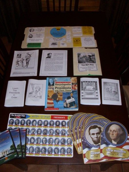 CC cycle 3. List of U.S. Presidents printables, activities, coloring pages, and other resources for studying the U.S. Presidents or for celebrating President's Day.