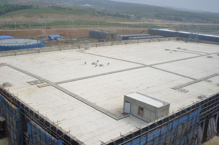 Intel Dalian, China UltraPly TPO MEC + Ballasted 70.000 m²