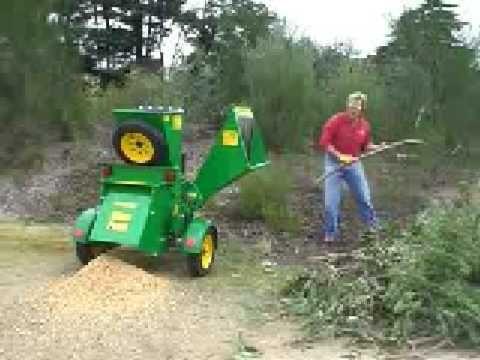Red Roo Cms100 Mulcher Chipper Shredder Best Watched