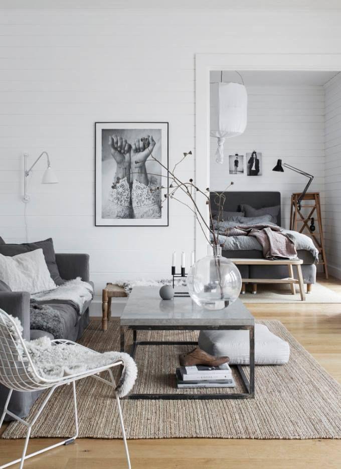 Wohnzimmer, Rund Ums Haus, Runde, Traumwohnung, Ferienwohnung Ideen,  Schwedisch Home, Skandinavische Inneneinrichtung, Skandinavisch Wohnzimmer,  Holz