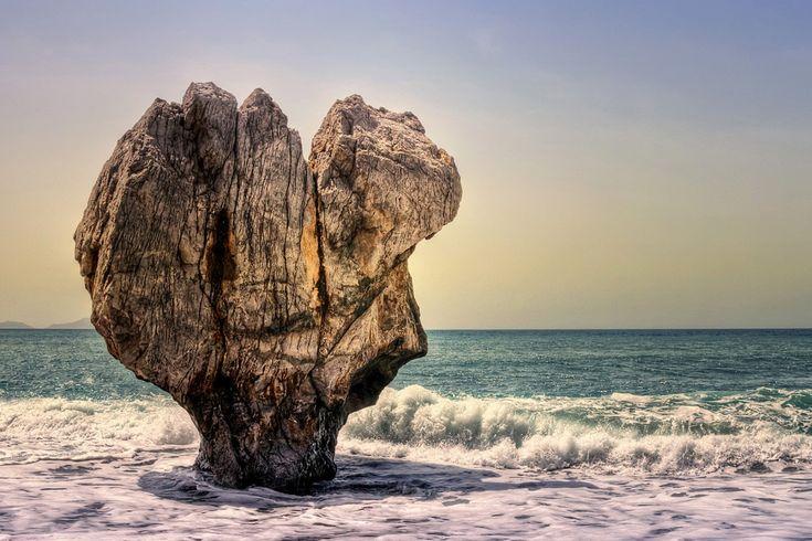 #Preveli Beach #Crete Island #Greece