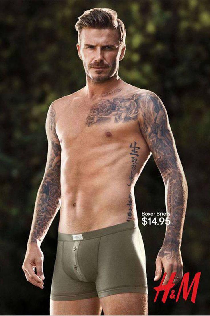 David Beckham Is the Underwear Model of the Century