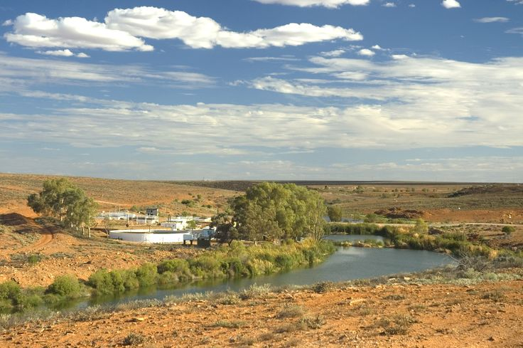 Woomera Sewage Treatment Facility