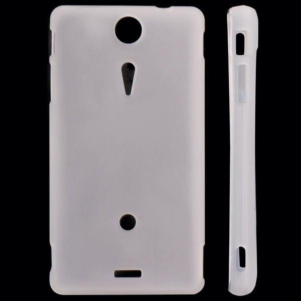 Frosty Shell (Gjennomsiktig) Sony Xperia TX Deksel
