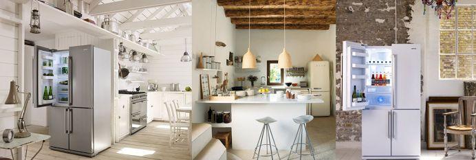 ¿Ya sabes qué frigorífico americano Smeg encaja más con tu personalidad?   #interiorismo   #diseño   #hogar   #cocina   #estilo   #estilodevida   #personalidad   #imagenes   #homedecor