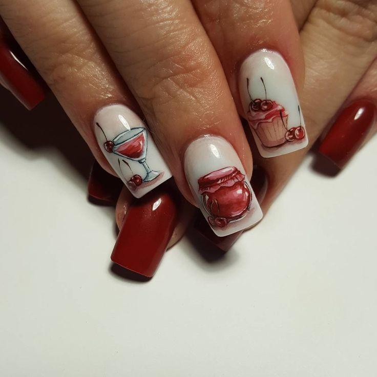 #ногти#калуганаращивание #калуганогти #ногтиакрил #ручнаяросписьногтей #росписькалуга #обучение #обучениероспись