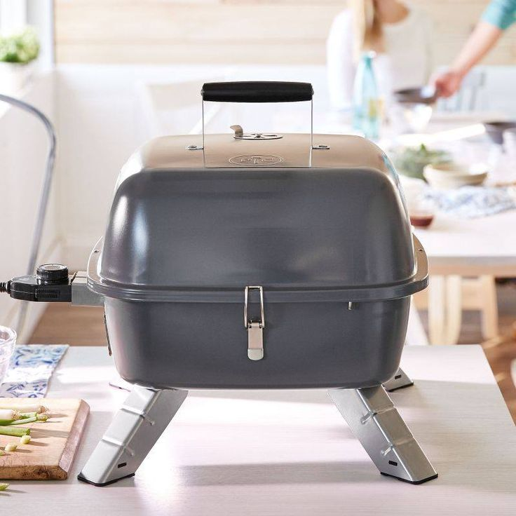 What if i told you that you can get this amazing BBQ pit for $50!! All you have to do is book a party with me for June. (and your show qualify at $200 in sales)  It can be a virtual party online.. OR if you are local to me (within 45min) and want to do an in home party. Let me know.. we can do that too!  Even if you have the world's tiniest apartment patio, live in the rainiest city, or the thought of firing up a grill freaks you out…there's hope. Here are 6 tips for grilling anywhere…