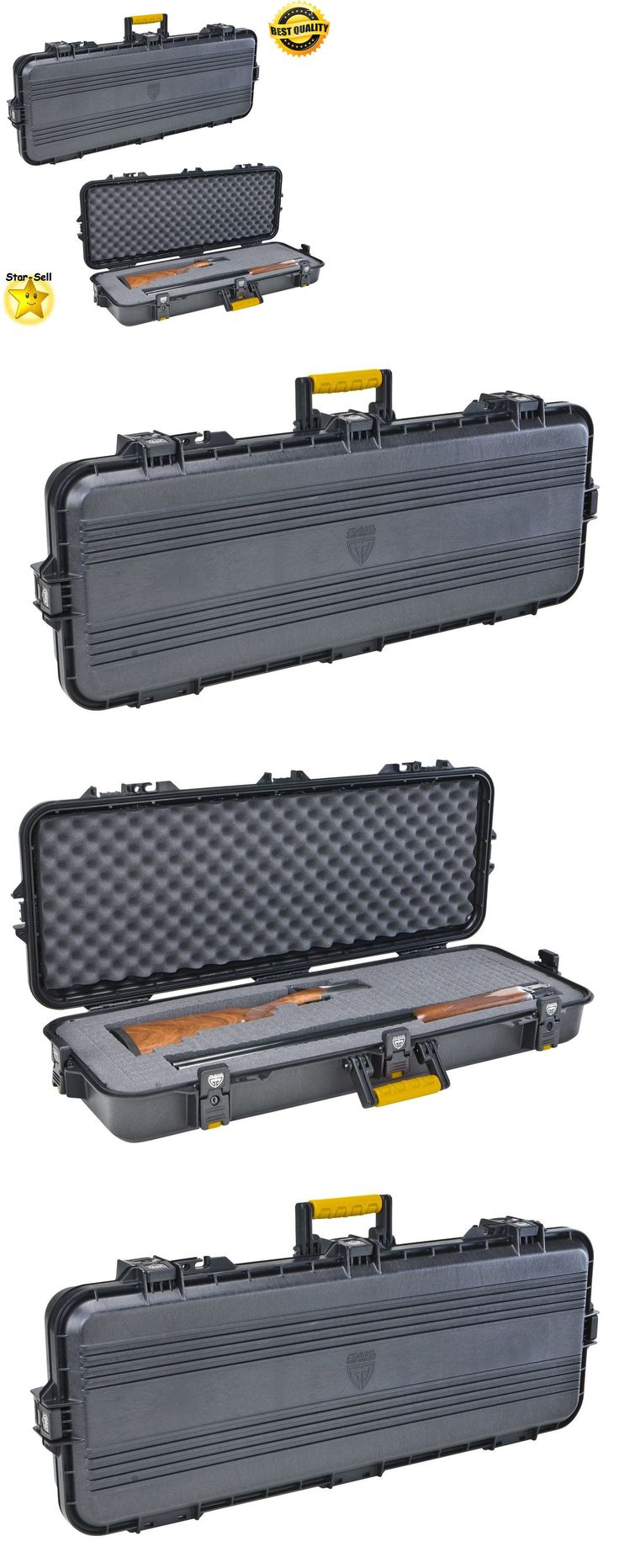 Cases 73938: Tactical Rifle Case Portable Gun Shotgun Holder Guard Locking Weather Proof Box -> BUY IT NOW ONLY: $74.21 on eBay!