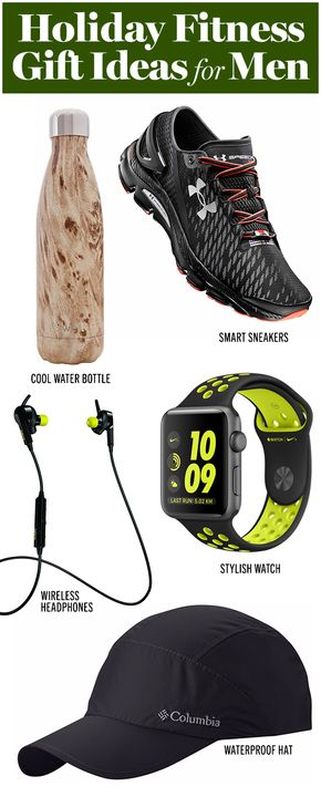 The best fitness gifts for all the men in your life