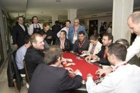 Commvault Animación Juego de Poker - Madrid, España Finca Araceli Villalba