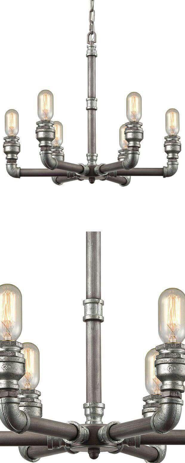 17 mejores ideas sobre l mparas industriales en pinterest - Ideas para lamparas ...