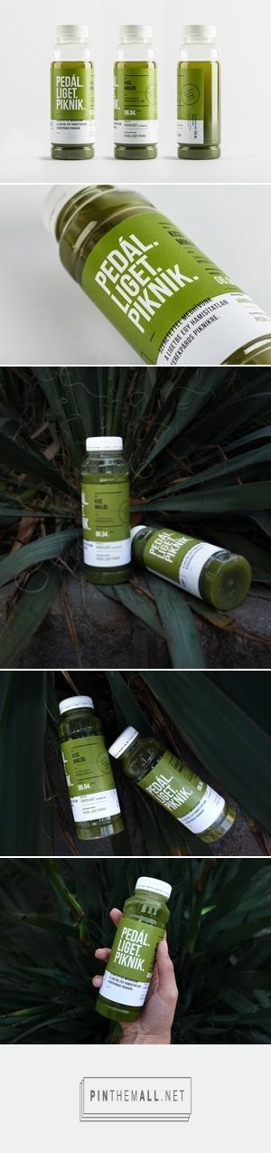 Packaging and branding by kissmiklos curated by Packaging Diva PD. This is not a…