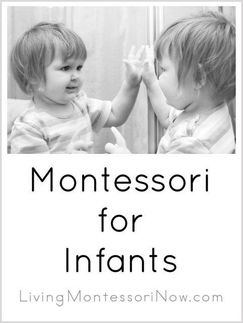 YouTube inspiration from the Nido at LePort Montessori plus links to lots of Montessori resources for babies