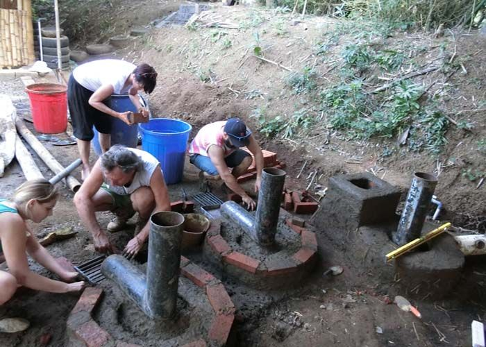 How To Build A Rocket Stove For Earth Friendly Cooking