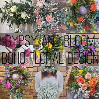 G Y P S Y  A N D  B L O O M - Wedding and Events florist | Venues | Gumtree Australia Gold Coast South - Miami |…