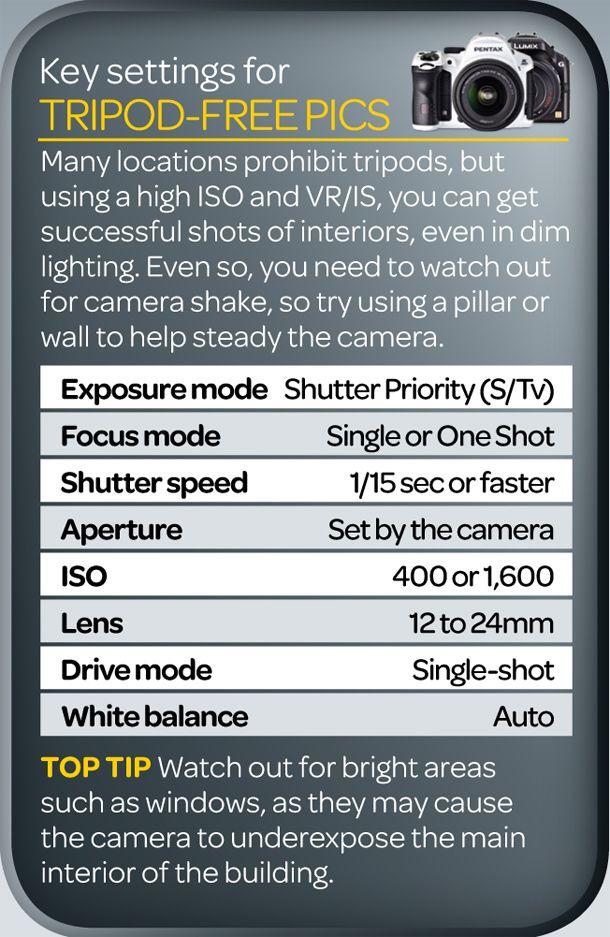 Best camera settings for shooting handheld (free cheat sheet)