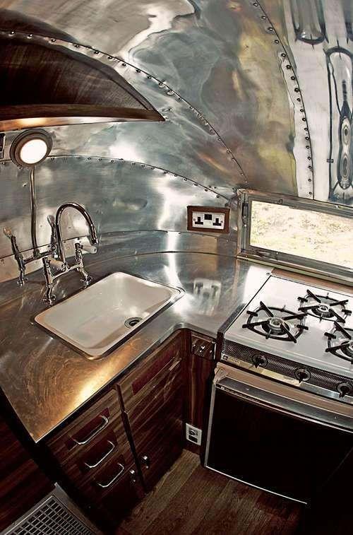 15 Must See Airstream Interior Pins Caravan Vintage