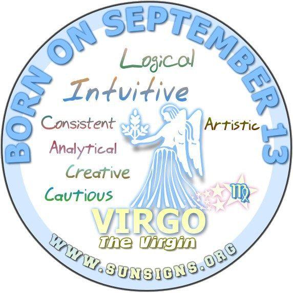 September 13 Birthday Horoscope Personality » Sun Signs