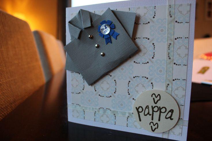 Fathersdaycard/ farsdagskort