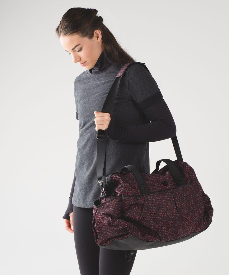 Women's Duffel Bag - All Day Duffel (Heat) - lululemon