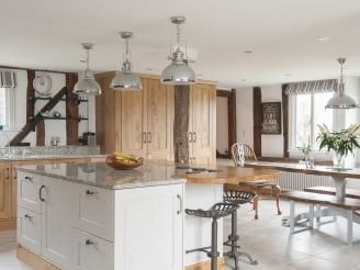 Shaker Kitchens - Kitchens - JM Interiors