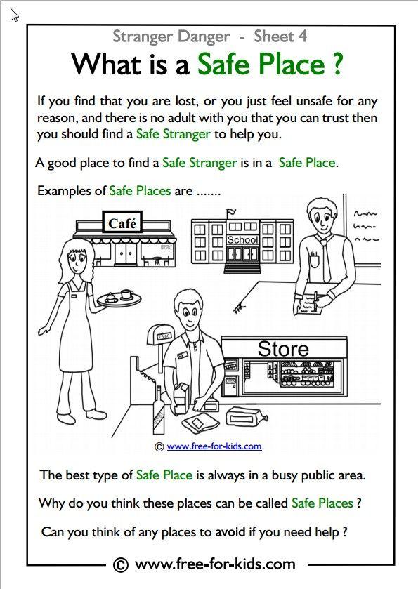 DIY - Practiced Stranger Danger Skills with Your Children?