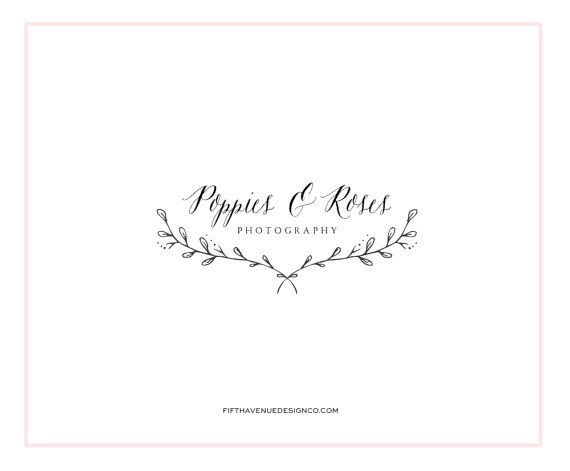 Pre Made Logo Design  Boutique Logo  by FifthAvenueDesignCo
