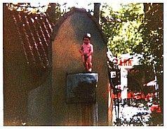 Les Mémoires de Meli Park: Le Manneken-Pis
